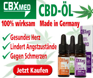 CBXMED - CBD Öl